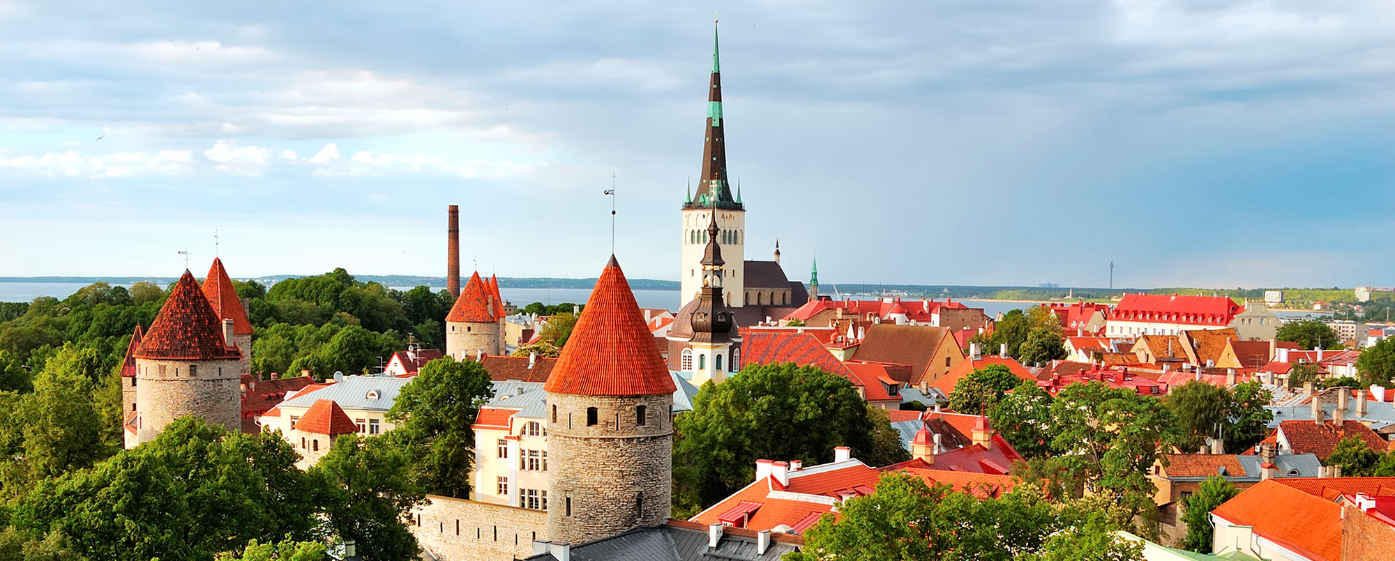 10.8.2019 Day cruise to Tallinn