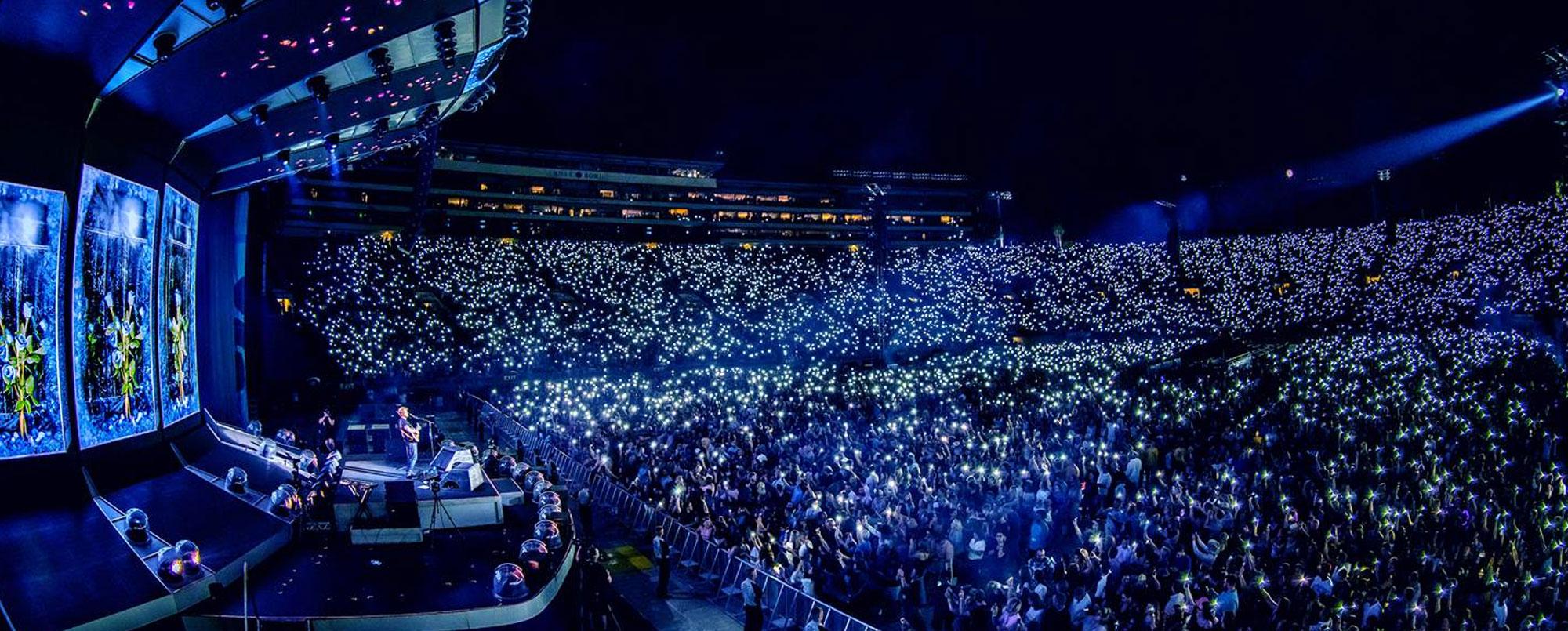 23.7 och 24.7.2019 Ed Sheeran – Malm flygfält